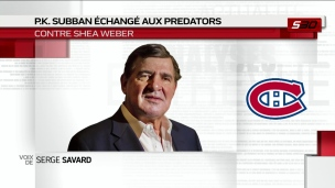 Subban-Weber : « Je ne suis pas surpris »
