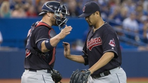 Indians 4 - Blue Jays 1