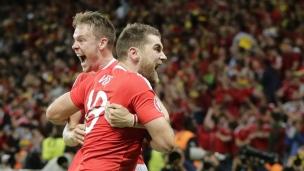 Résumé du match Belgique - Pays de Galles