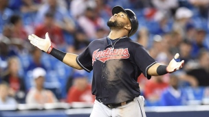 Indians 2 - Blue Jays 1 (19 manches)