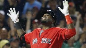 2000 coup sûr avec les Sox avec éclat