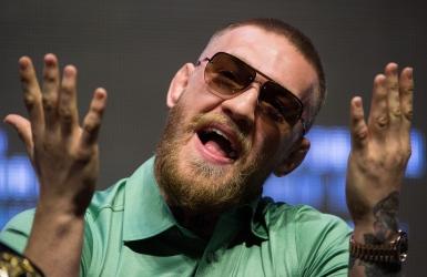 UFC 202 : Conor McGregor mis à l'amende