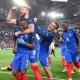 Les joueurs de la France à l'Euro
