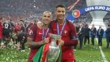 Ricardo Quaresma et Cristiano Ronaldo