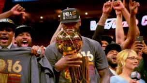 L'équipe de l'année: Les Cavaliers de Cleveland