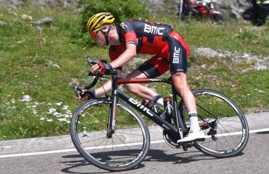 Vuelta : BMC remporte la première étape