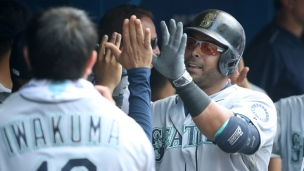 Mariners 14 - Blue Jays 5