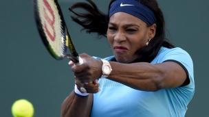 Serena ne sera pas à Montréal