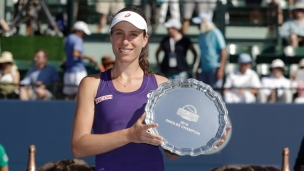 Konta championne devant Venus Williams