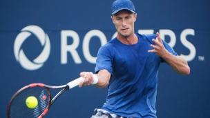Polansky triomphe au 1er tour de la Coupe Rogers