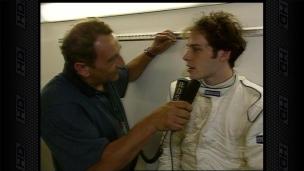 Il était une fois... les premiers essais de Villeneuve en F1