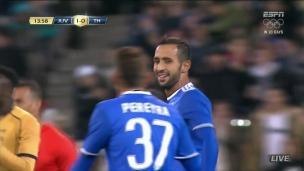 Juventus 2 - Tottenham 1