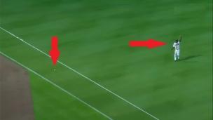 Top-5: Faire semblant d'attraper la balle