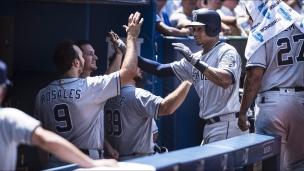 Padres 8 - Blue Jays 4