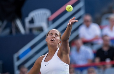 Une balade à Cincinnati pour Madison Keys
