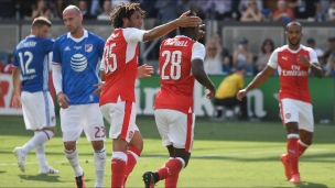 Étoiles MLS 1 - Arsenal 2