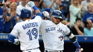 Orioles 5 - Blue Jays 6