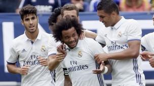 Marcelo, deux fois plutôt qu'une!