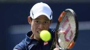 Nishikori obtient son billet pour la finale