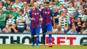 Celtic 1 - FC Barcelone 3