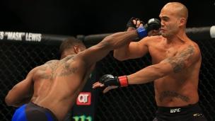 Woodley surprend la planète UFC!