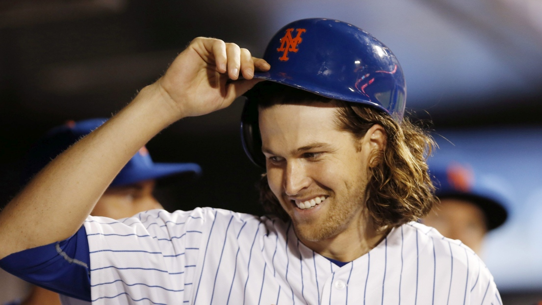 Get all the latest stats fantasy news videos and more on New York Mets pitcher Jacob deGrom at metscom