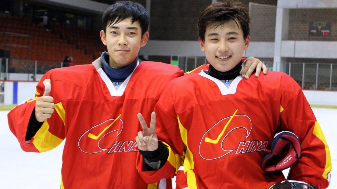 Sport Asiatique alexandre pouliot-roberge : quand la chine s'éveillera le hockey