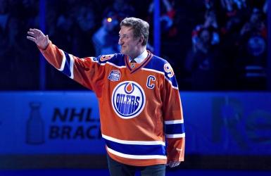 Gretzky comme ambassadeur du centenaire