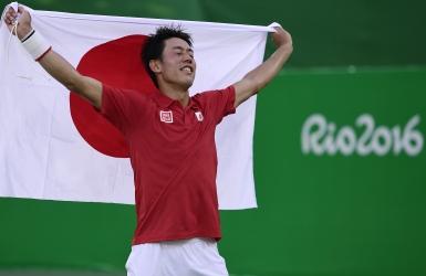 Kei Nishikori passe facilement à Bâle