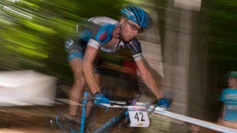 Un top-30 pour Léandre Bouchard en Italie