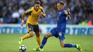 Leicester City 0 - Arsenal 0
