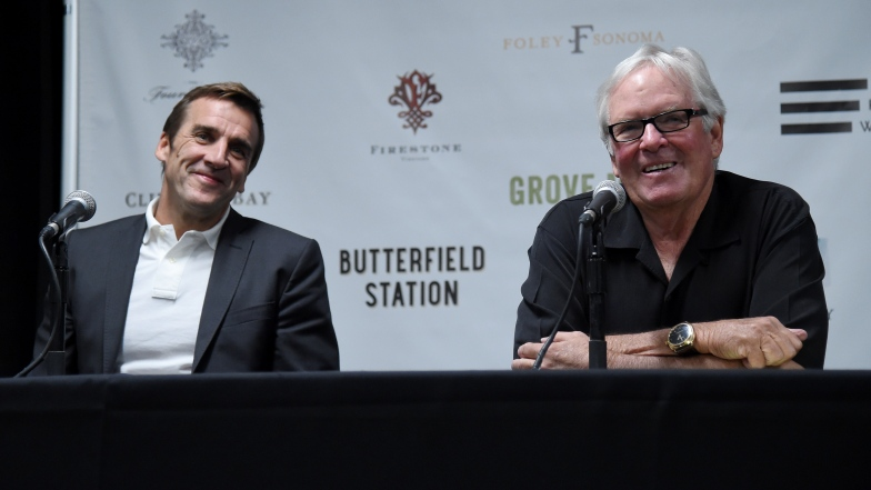 George McPhee et Bill Foley