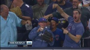 Cubs 5 - Padres 3