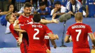Les buts de la semaine MLS