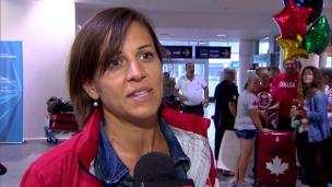 Un retour encourageant de Rio