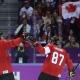 Shea Weber et Sidney Crosby