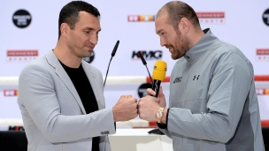 Klitschko contre Fury dans l'incertitude