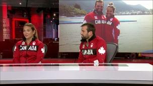 Bilan d'après Rio avec Émilie et Hugues Fournel