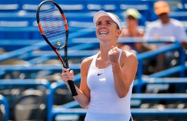 Elina Svitolina au 3e tour à Melbourne