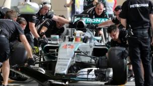 Hamilton et Alonso pénalisés