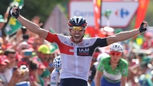 Jonas Van Genechten l'emporte au sprint