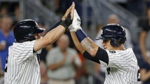 Orioles 4 - Yankees 14