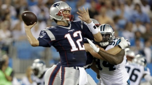 Patriots 19 - Panthers 17