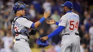 Cubs 6 - Dodgers 4