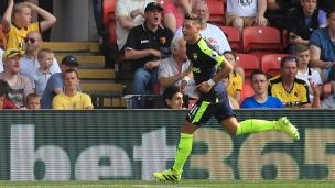 Watford 1 - Arsenal 3