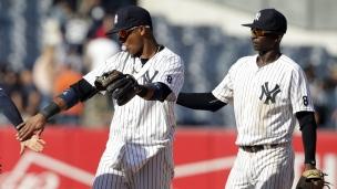 Orioles 5 - Yankees 13