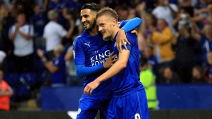 Leicester 2 - Swansea 1