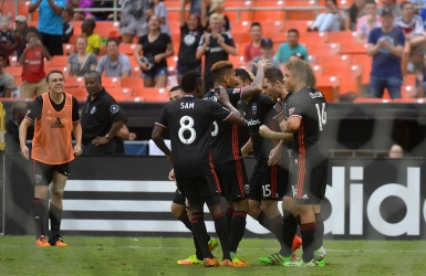 MLS : le D.C. United continue de monter