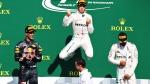 Rosberg renoue avec la victoire, Hamilton 3e