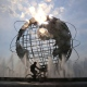 L'Unisphere à Flushing Meadows